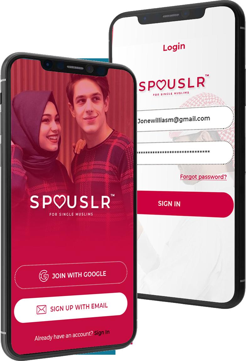 Muslim online dating app